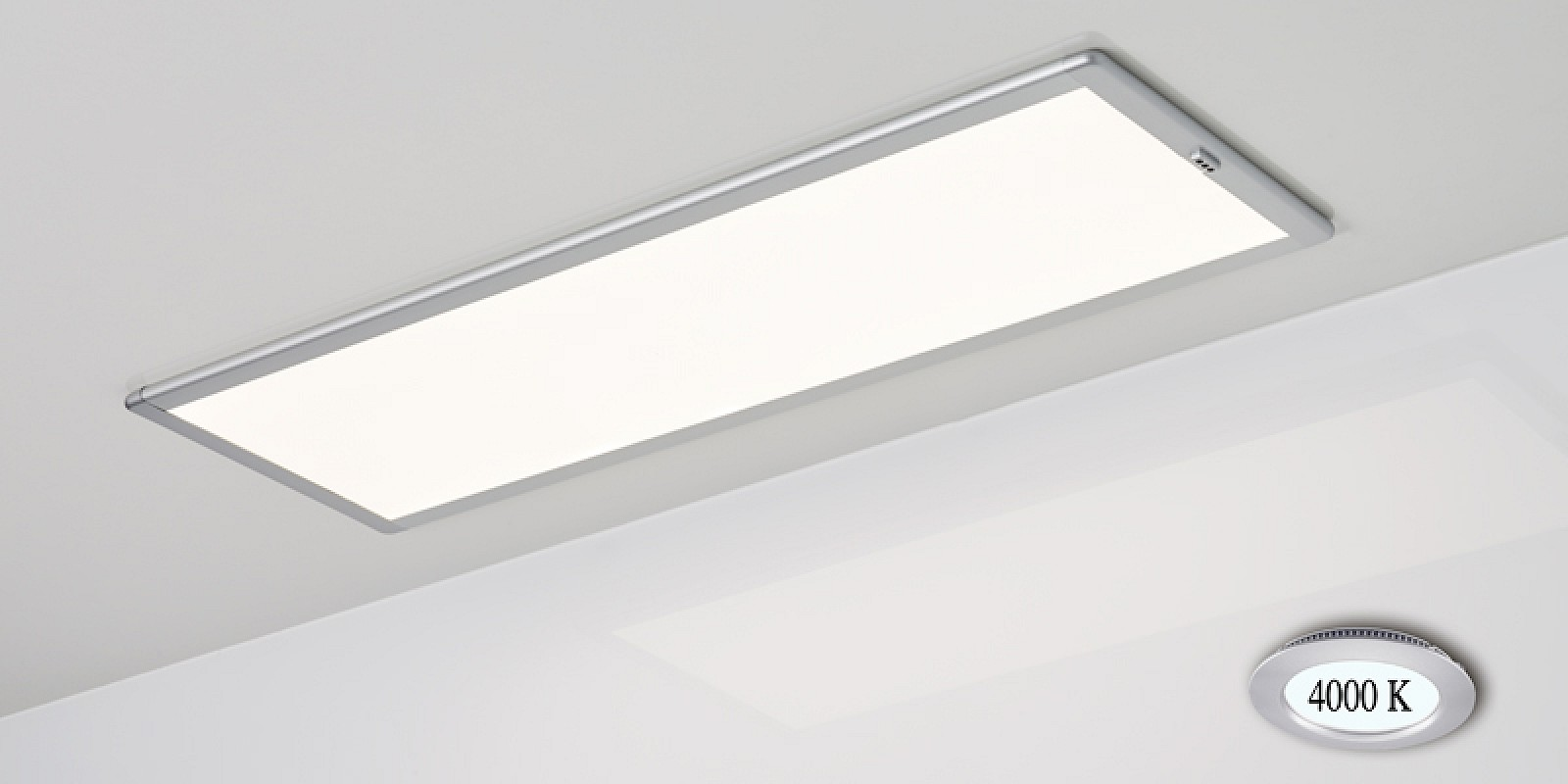 osram led tubekit 2ft unterschrankleuchte wei direkanschluss mit kabel energieklasse a. Black Bedroom Furniture Sets. Home Design Ideas